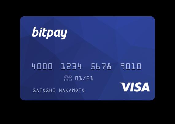 bitpay card