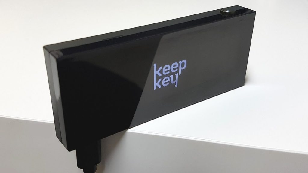 KeepKey Vs. Trezor Vs. Ledger