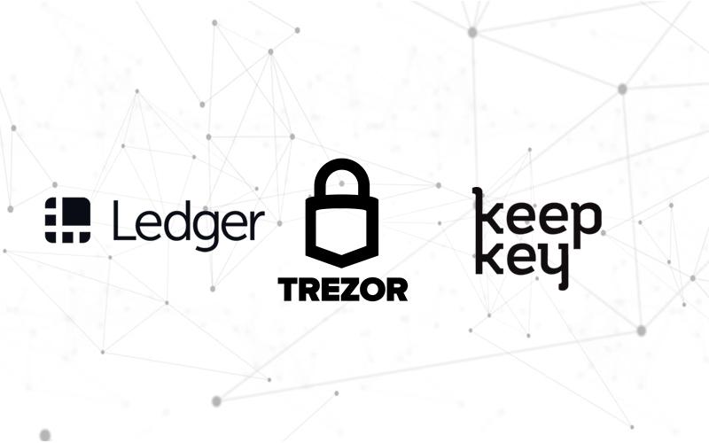 KeepKey Vs. Trezor Vs. Ledger