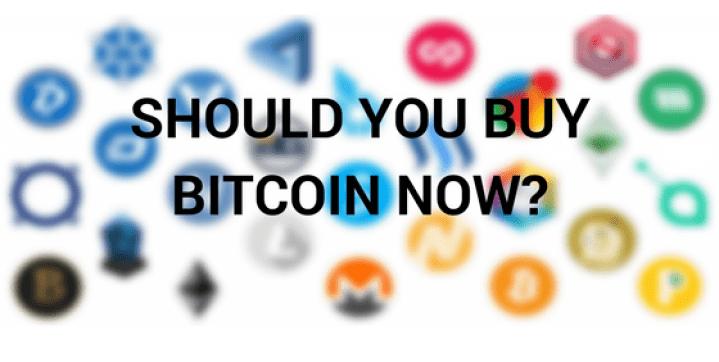 should I buy bitcoin now