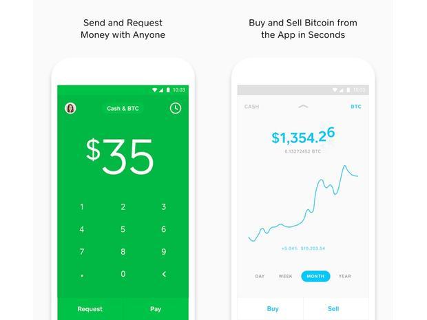 application de trésorerie acheter des bitcoins