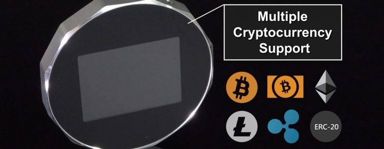 Secux V20 vs Ledger Nano X